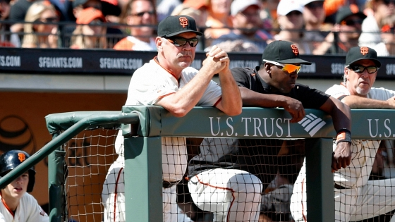 Bruce Bochy - Photo: Bob Stanton-USA TODAY Sports